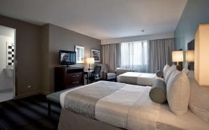Best Western River North Hotel Rooms
