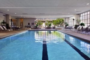 Hilton Chicago Pool