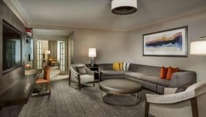 Hyatt Centric Chicago Magnificent Mile Living