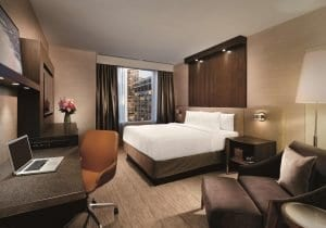 Hyatt Centric Chicago Magnificent Mile Room