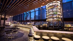 Hyatt Regency Chicago Bar