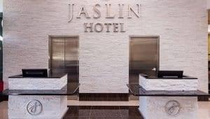 Jaslin Hotel Lobby