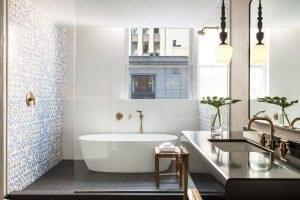Kimpton Gray Hotel Bathroom