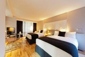 Radisson Blu Aqua Hotel Beds