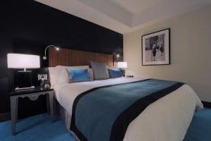 Radisson Blu Aqua Hotel Rooms