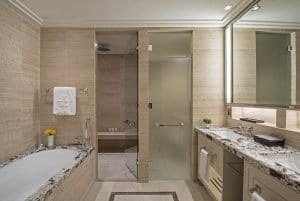 The Langham Chicago Bathroom