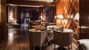 Whitehall Hotel Lobby