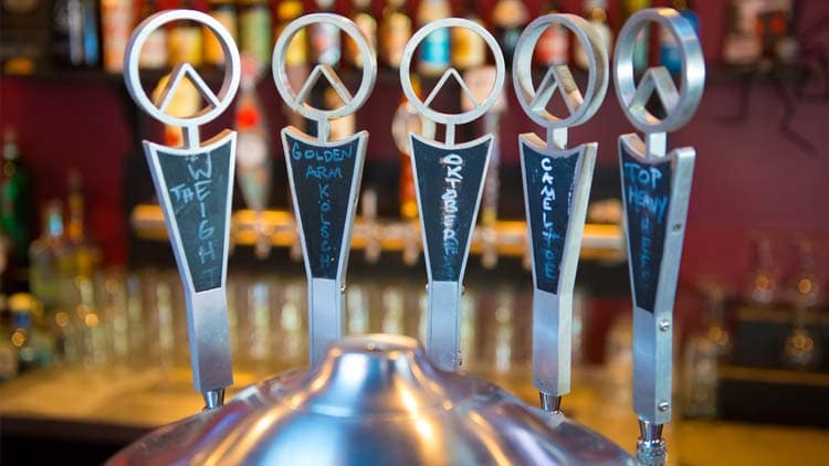Beer Piece Taps