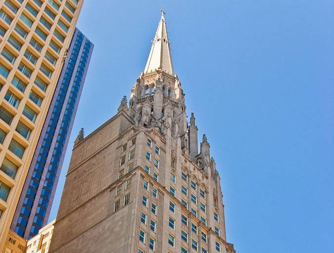 Chicago Temple Building | best things to do in Chicago