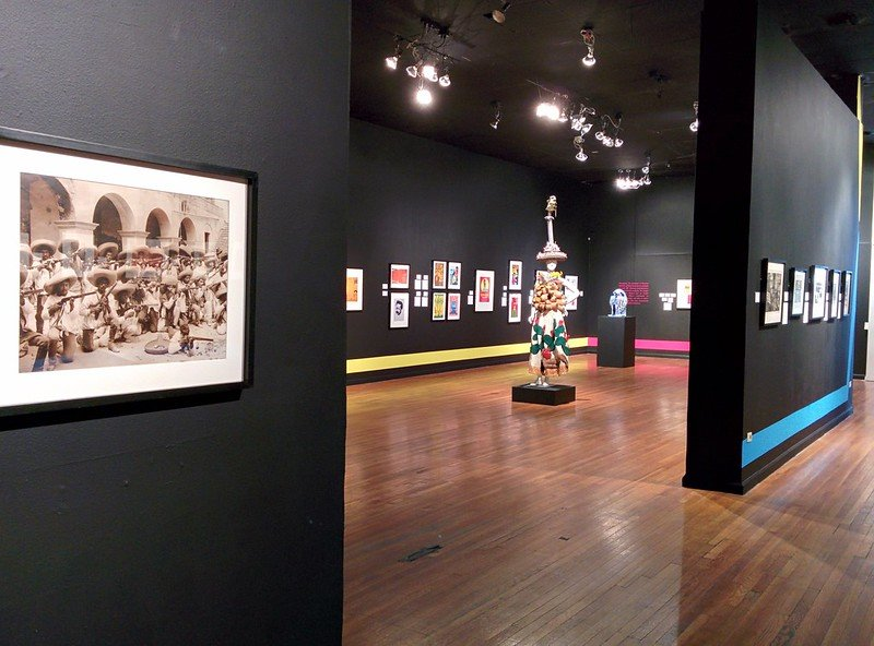 A classic display of Mexican and Latino culture at Mexic-Arte Museum | best things to do in Austin