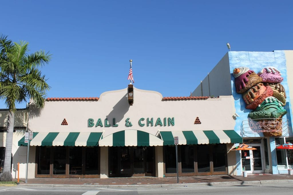Ball & Chain - Photo of the Ball & Chain | things to do in miami