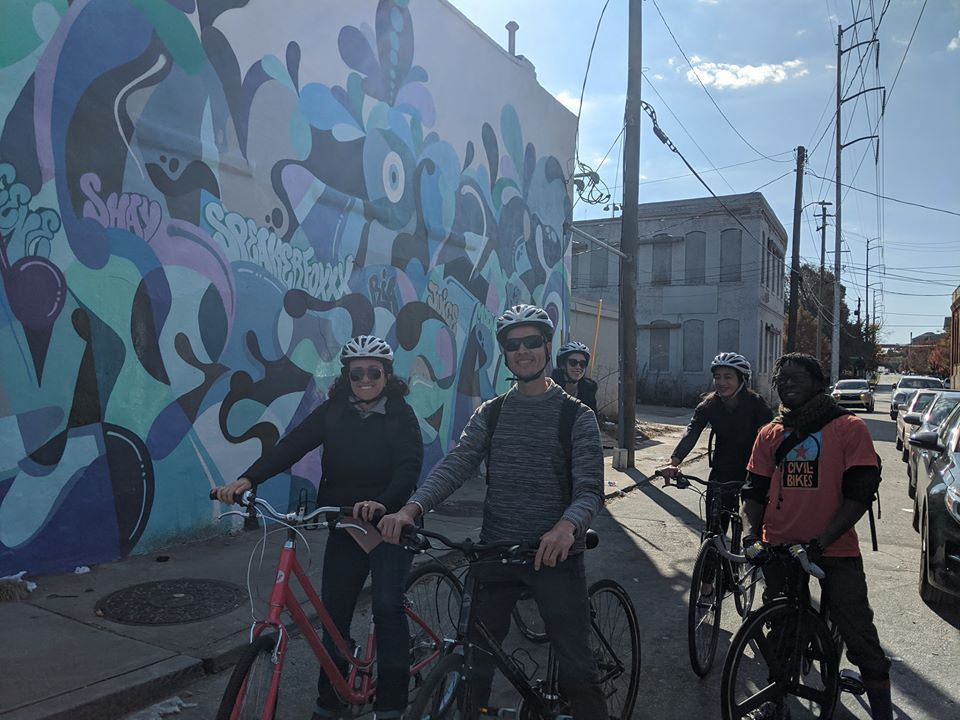 Civic Bike Tours | best things to do in atlanta