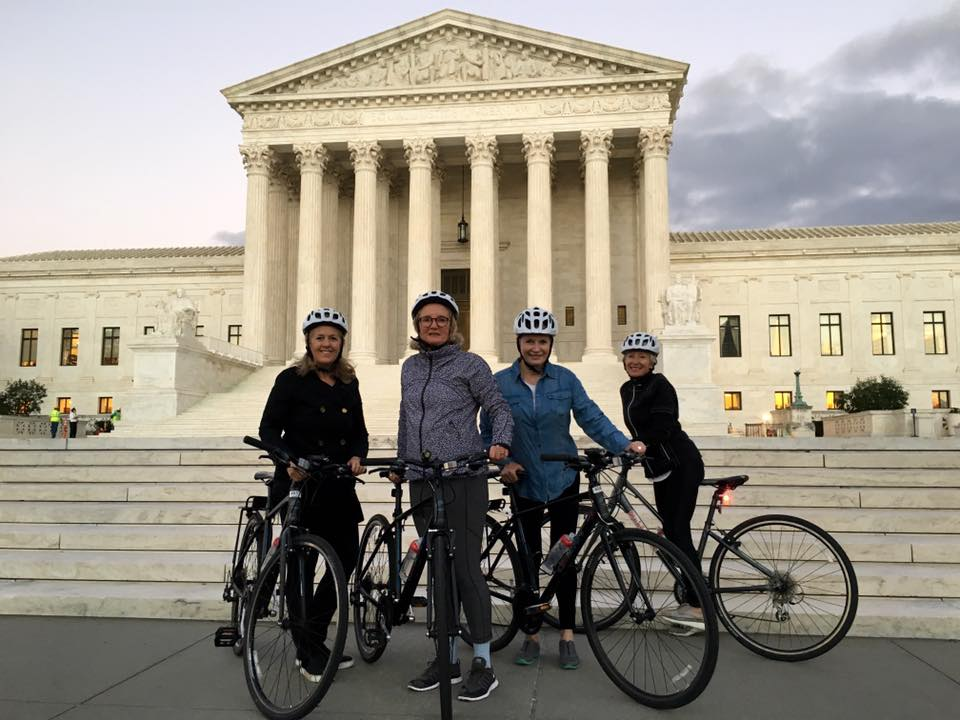 DC Cycling Concierge Bikers | things to do in dc