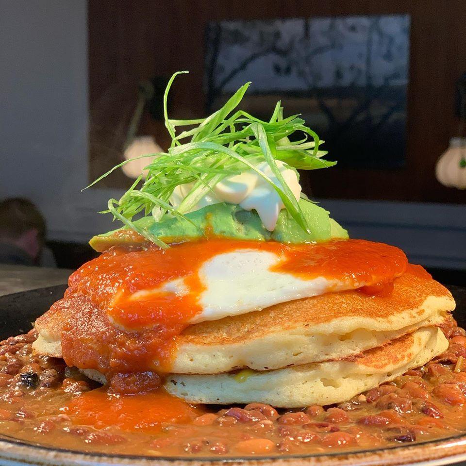 Exceptional brunch vibes menu in Big Jones | best brunch places in chicago, brunch in chicago