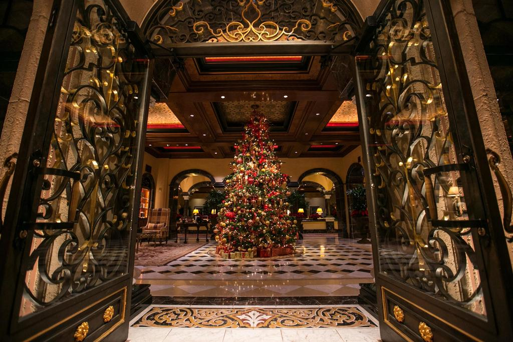 Fairmont Grand Del Mar Magnificent Entrance