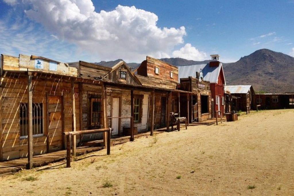 Ghost town wild west Best things to do in Las Vegas