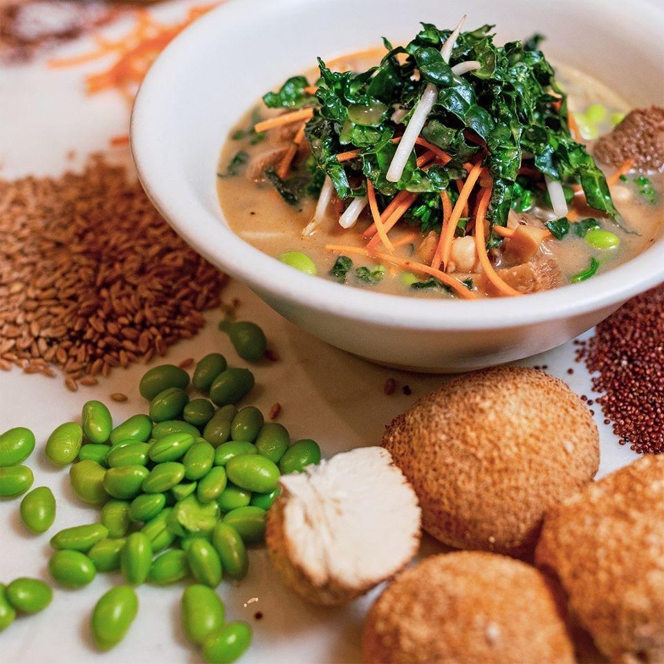 Health-conscious menu in True Food Kitchen