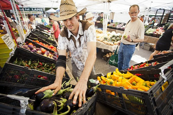 Hope Farmers' Market | best things to do in Austin