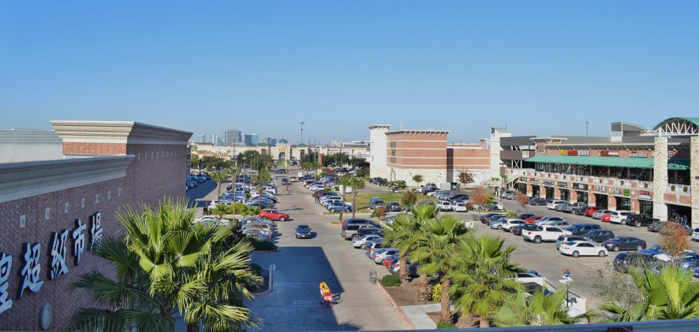 Houston Chinatown shopping centers east of Beltway 8 | things to do in houston