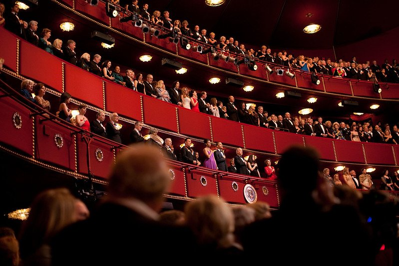 Kennedy Center - Opera House at Kennedy Center | things to do in dc