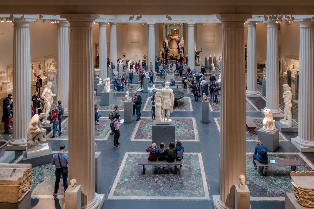 Metropolitan Museum of Art in New York City | things to do in nyc