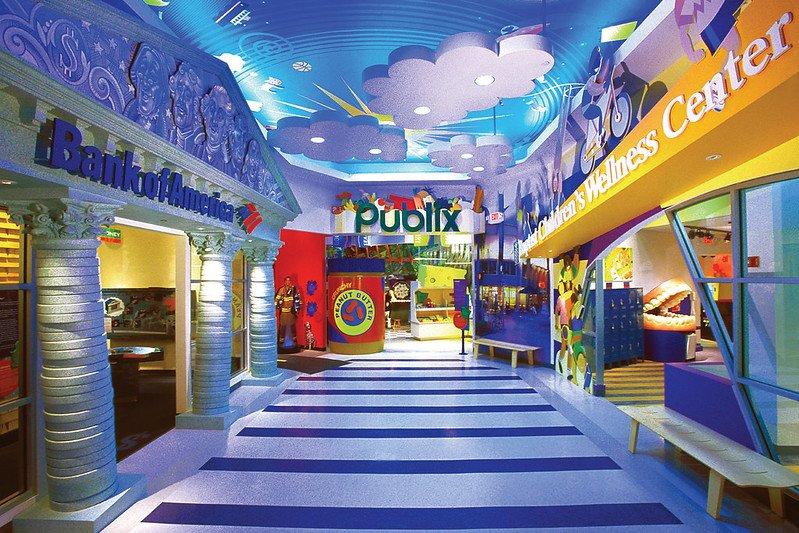 Miami Children's Museum - Inside photo of Miami Children's Museum | things to do in miami