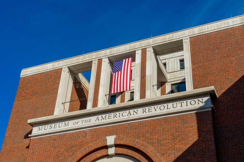 Museum of the American Revolution - Best things to do in Philadelphia