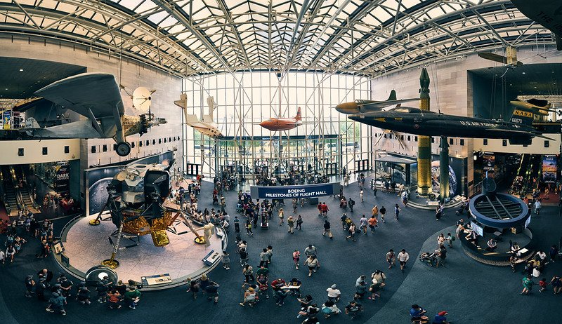 National Air and Space Museum - Smithsonian National Air and Space Museum, Washington DC | things to do in dc