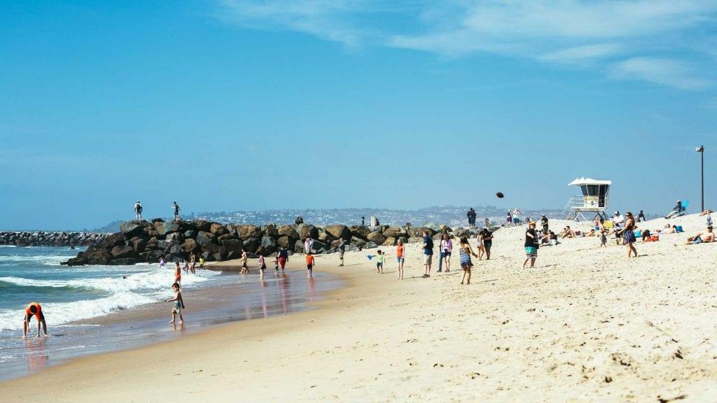 Ocean Beach, San Diego ❙ Best Beaches in San Diego