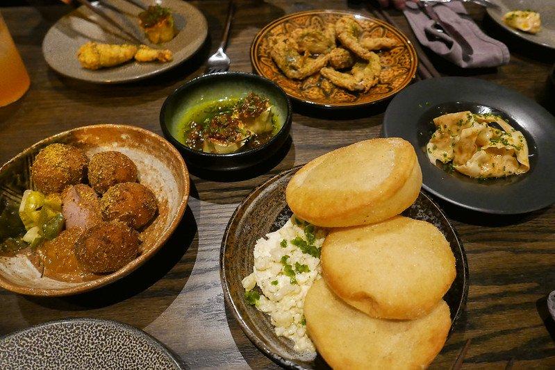 One of Roister Restaurant' finest menu | best brunch places in chicago, brunch in chicago