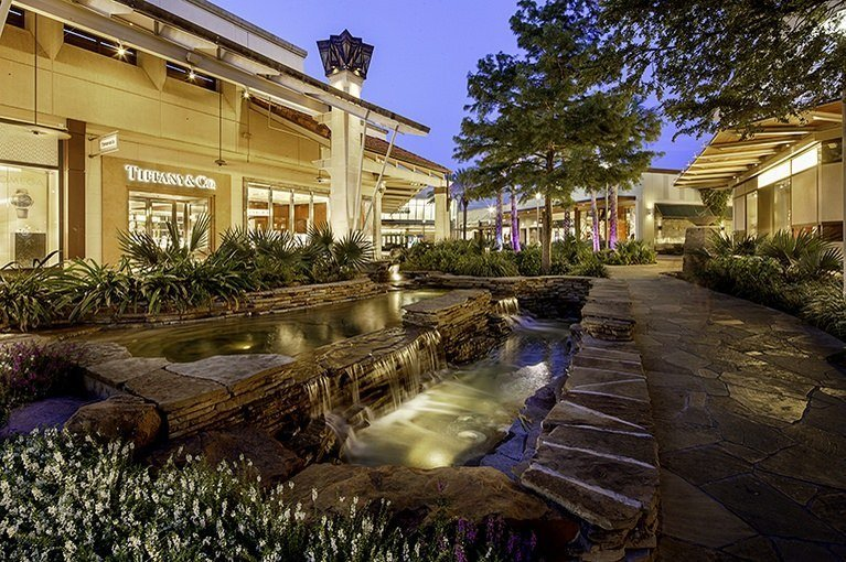 Outside photo of The Shops at La Cantera | things to do in san antonio