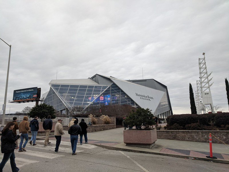 Photo of Mercedes Benz Stadium | best things to do in atlanta