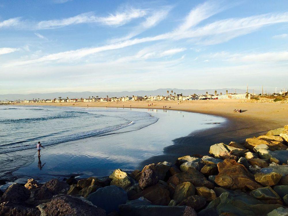 Silver Strand Beach - Best Beaches in San Diego