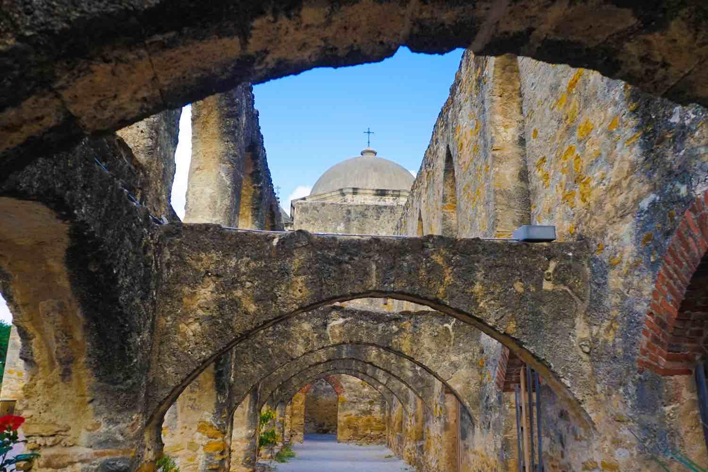 San Antonio Missions UNESCO Site - Mission San Jose