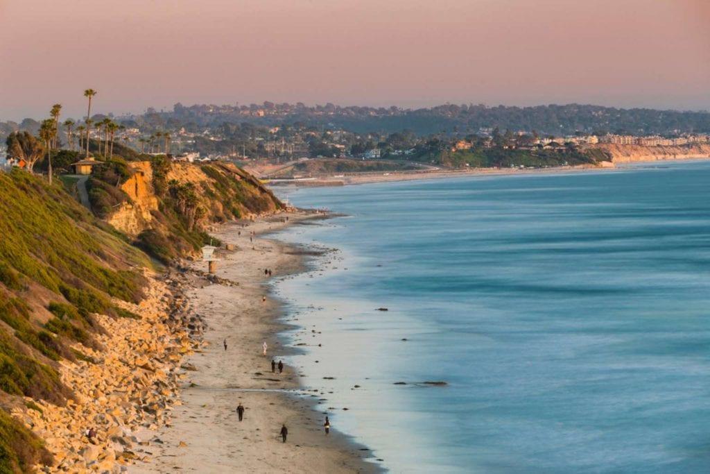 San Elijo State Beach ❙ Best Beaches in San Diego