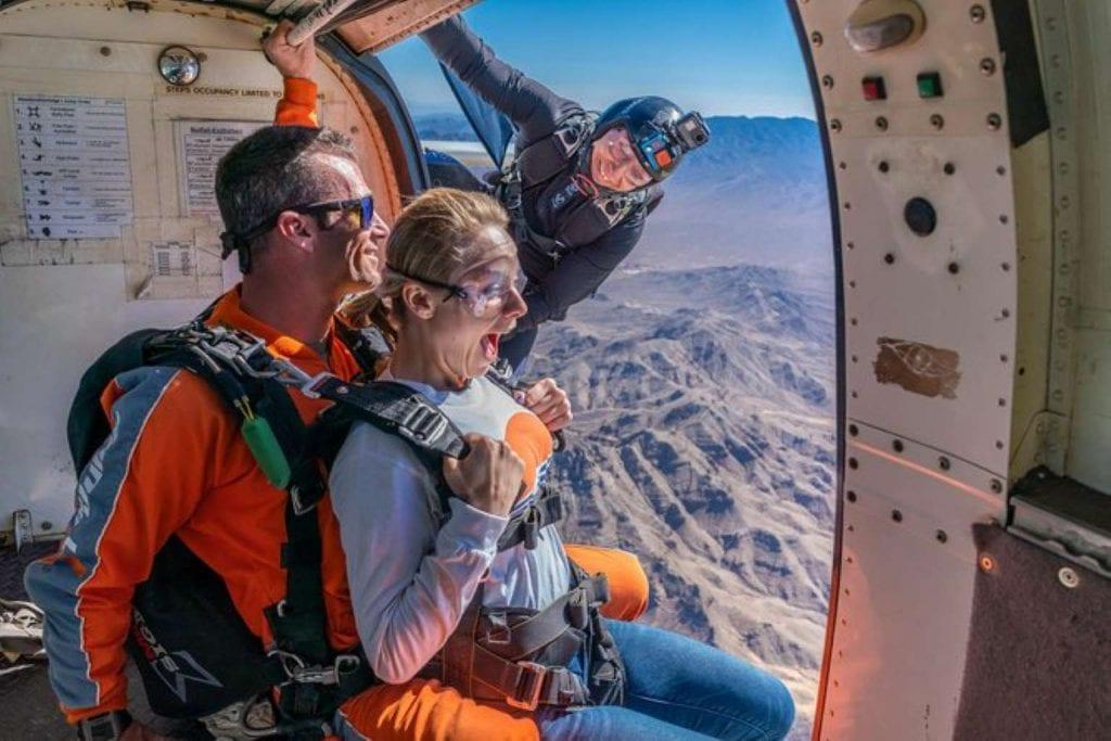 Skydive Las Vegas Best things to do in Las Vegas
