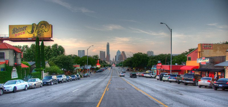 South Congress Avenue | best things to do in Austin