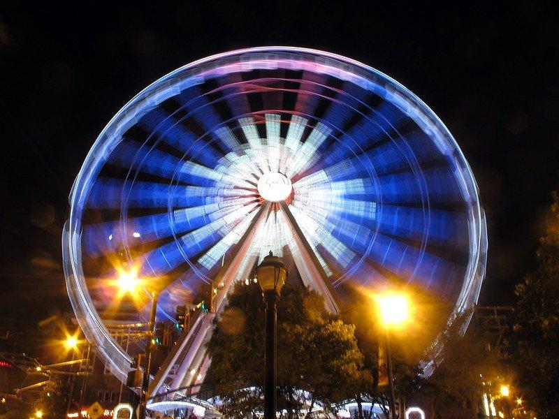 Spectacular view of SkyView Atlanta | best things to do in atlanta