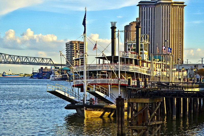 Steamboat Natchez - Steamboat Natchez Riverboat New Orleans | things to do in nola