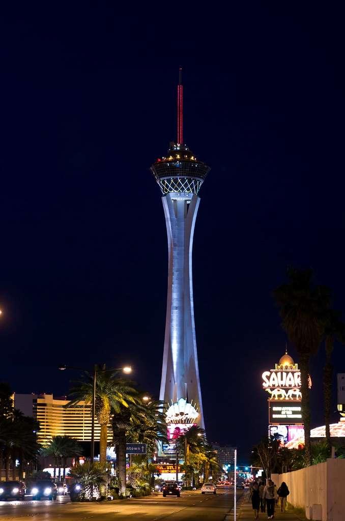 Stratosphere Las Vegas Best things to do in Las Vegas
