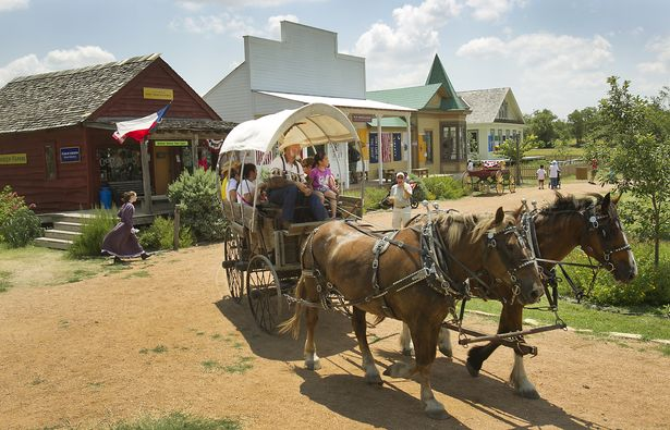 Sunny adventure at Jourdan-Bachman Pioneer Farms | best things to do in Austin