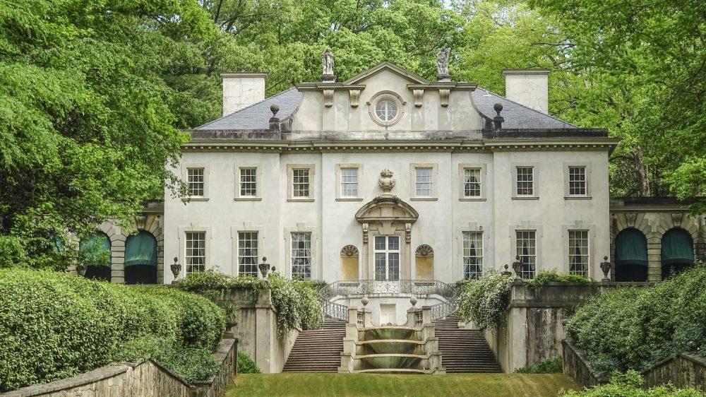 Swan House in Atlanta | things to do in atlanta