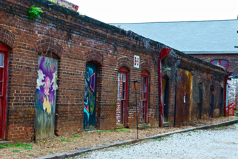 The Goat Farm Arts Center | best things to do in atlanta