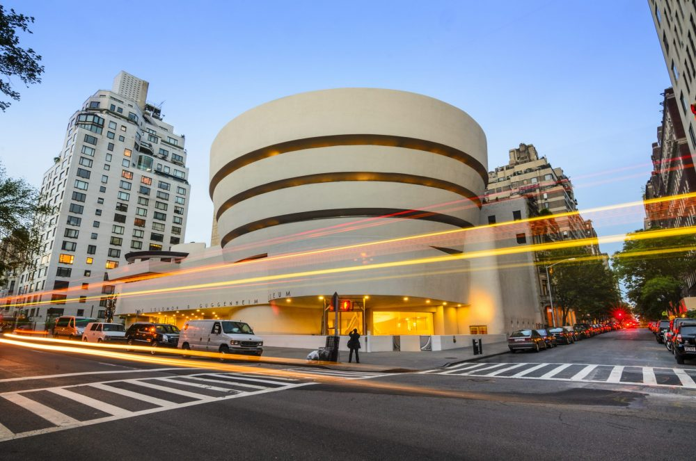 The Guggenheim Museum on 5th Ave. | things to do in nyc