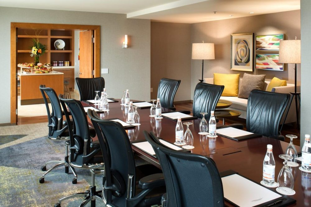 The Omni San Diego Conference Room