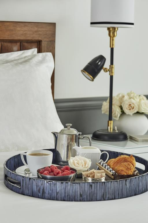 The Pendry San Diego Breakfast in bed