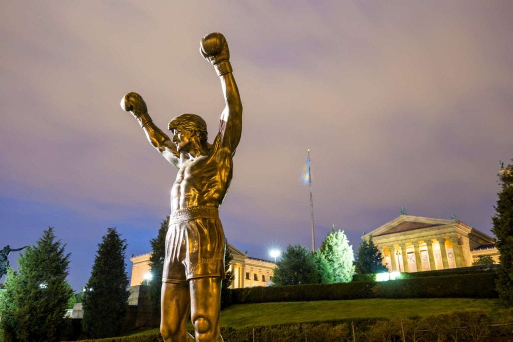 The Rocky Statue in Philadelphia - Best things to do in Philadelphia