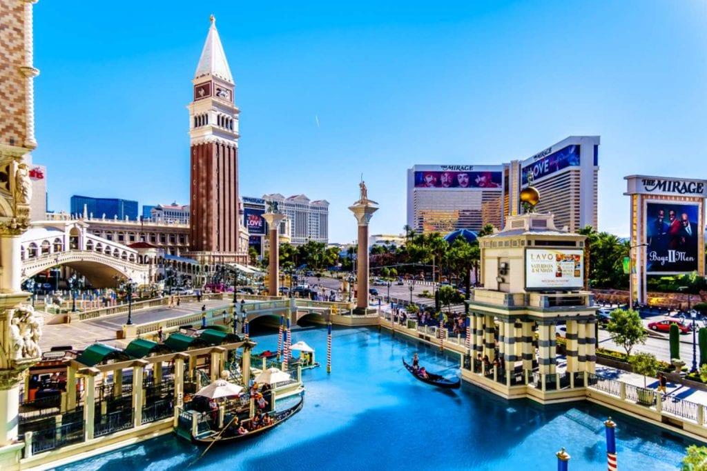 The Venetian Resort and Casino on Las Vegas Boulevard Best things to do in Las Vegas