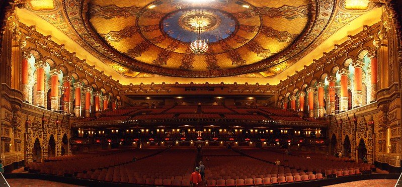 The famous Fox Theatre | best things to do in atlanta