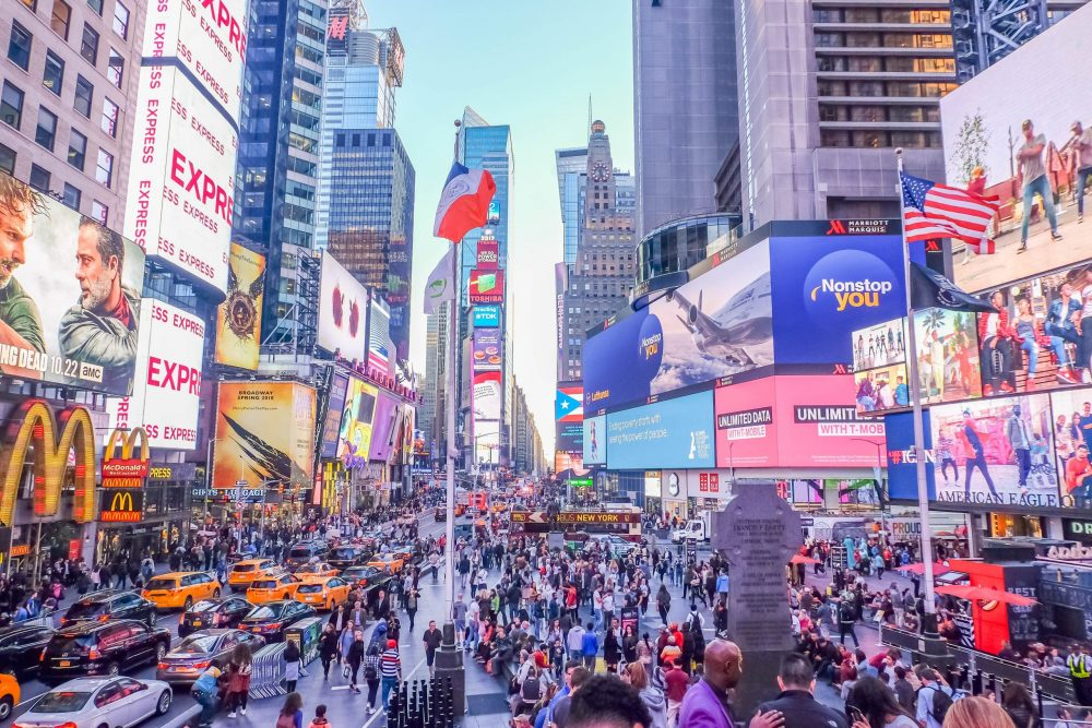 Times Square, New York, United States | things to do in nyc